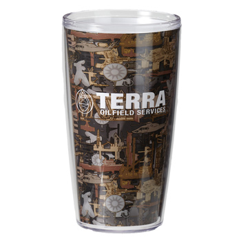 16 oz. Tritan? USA Oilfield Camo