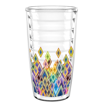 16 oz. Tritan? USA Diamond Mosaic
